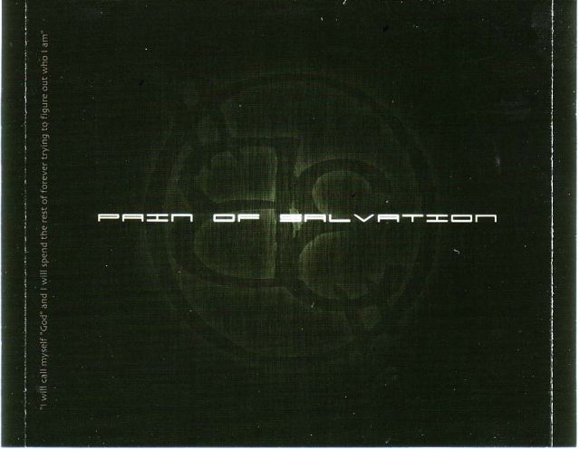 Pain of Salvation - BE (2013)