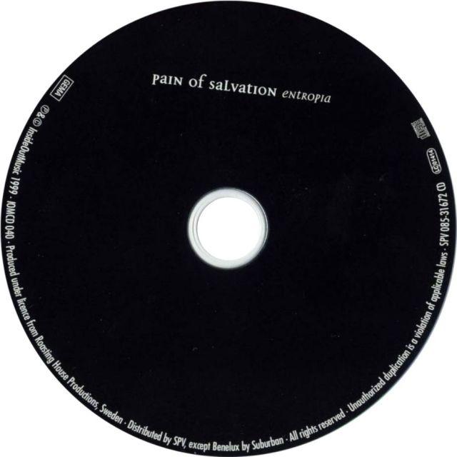 Pain of Salvation - Entropia (1997)