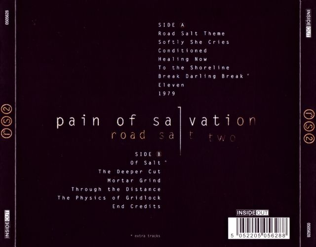 Pain of Salvation - Road Salt Two (2011)