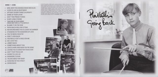 Going Back (2010)