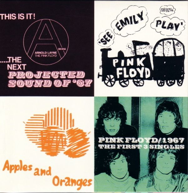 Pink Floyd - 1967: The First Three Singles (1997)