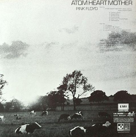 Pink Floyd - Atom Heart Mother (1970)