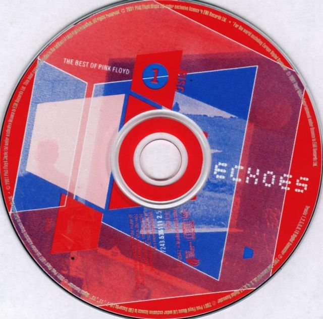 Echoes: The Best of Pink Floyd (2001)