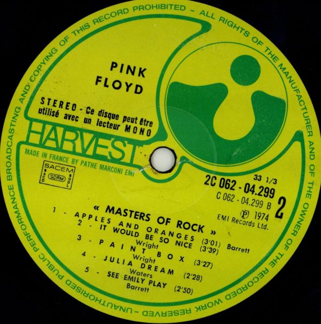 Masters of Rock (1974)