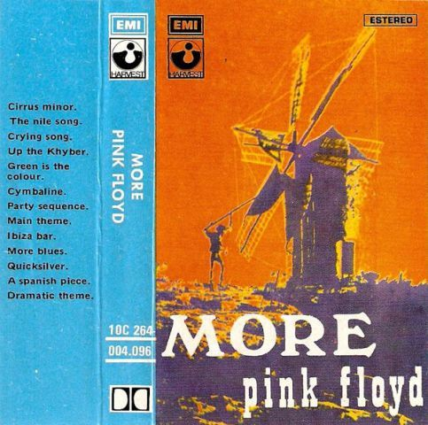 Music from the Film More (1969)