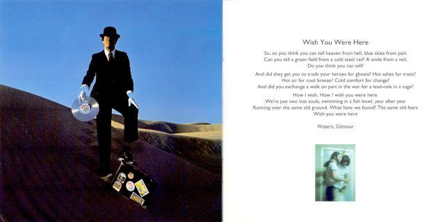 Wish You Were Here (1975)