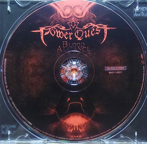 Power Quest - Blood Alliance (2011)