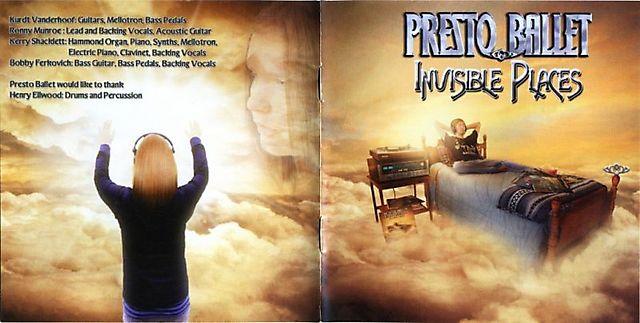 Presto Ballet - Invisible Places (2011)