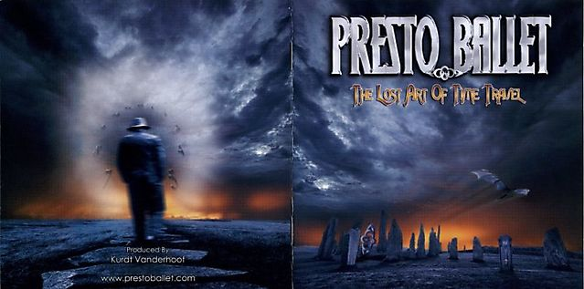 Presto Ballet - The Lost Art of Time Travel (2008)