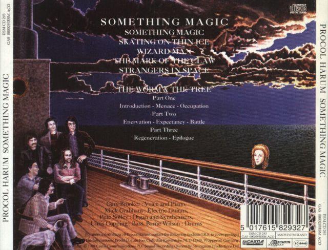 Procol Harum - Something Magic (1977)