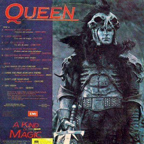 Queen - A Kind of Magic (1986)