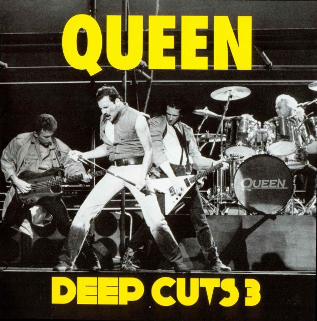 Queen - Deep Cuts, Volume 3 (1984-1995) (2011)