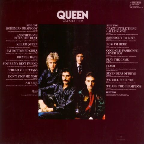 Greatest Hits (1981)