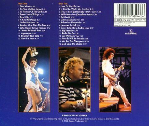 Live At Wembley '86