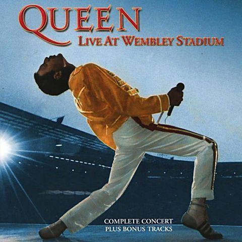 Live At Wembley '86 - переиздание