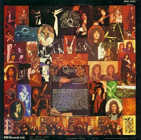 Queen (1973) - Queen
