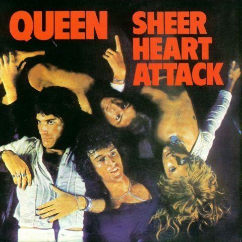 Sheer Heart Attack (1974) - Queen