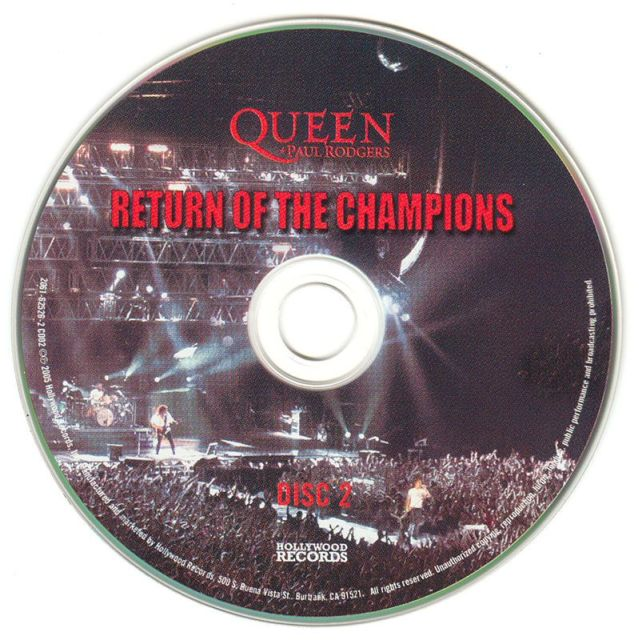 Return of the Champions (2005)