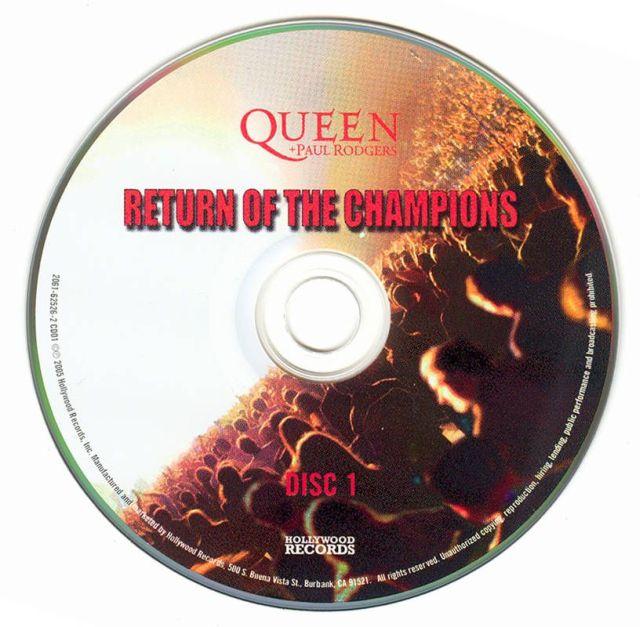 Return of the Champions (2005)