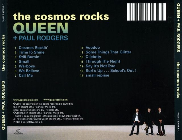 The Cosmos Rocks (2008)
