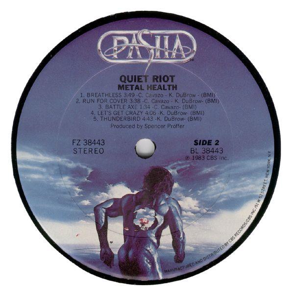 Metal Health (1983)