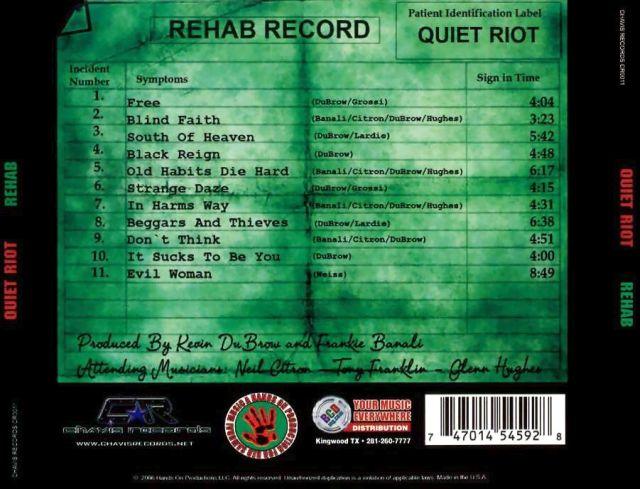 Rehab (2006)