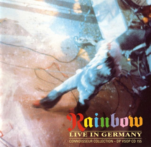 Live in Germany 1976 (1990)