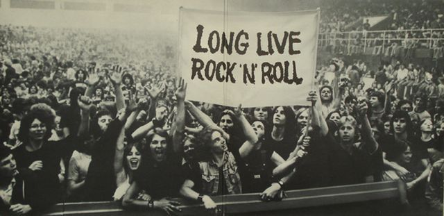 Long Live Rock'n'Roll (1978)