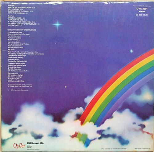 Ritchie Blackmore's Rainbow (1975)