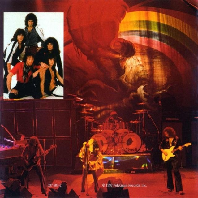 the rainbow The rainbow fanclan legacy - the legacy of the dutch rainbow fanclub, everything you always wanted to know about ritchie blackmore & rainbow plus all it's offshoots.