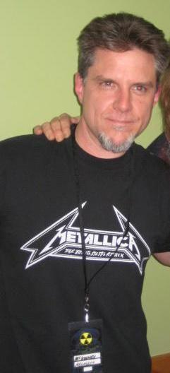 Ron McGovney