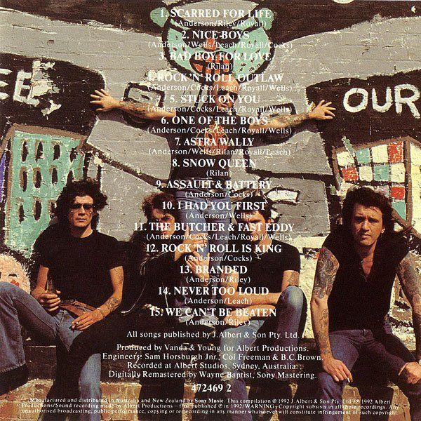 Nice Boys Don't Play Rock n Roll (1992)