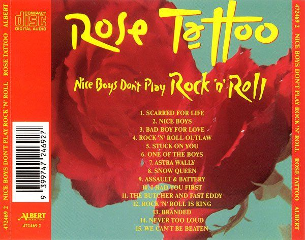 Nice Boys Don't Play Rock n Roll (1992)