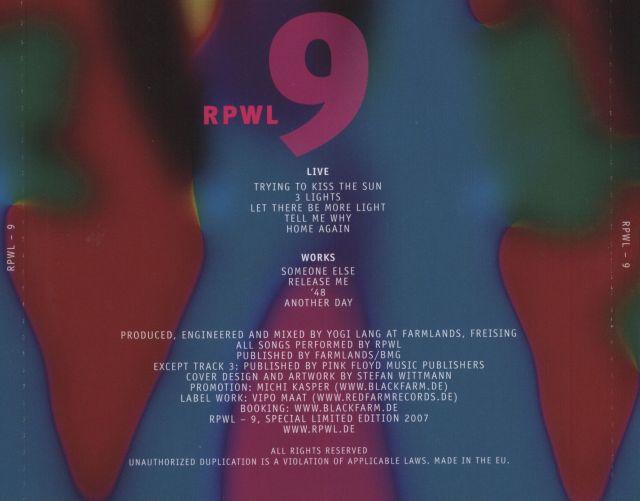 RPWL - 9 (2007)