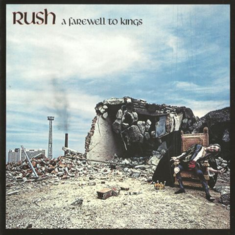 Rush - A Farewell to Kings (1977)