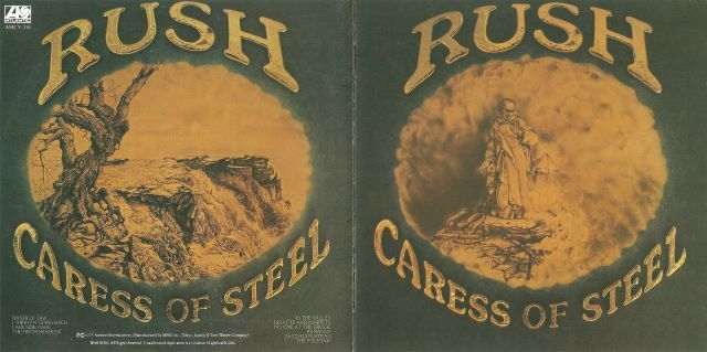 Rush - Caress of Steel (1975)