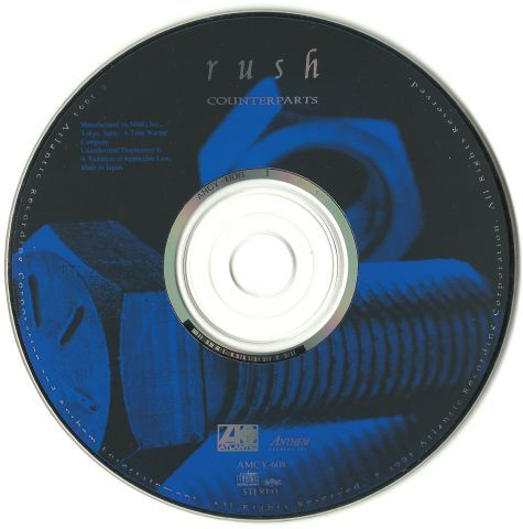 Rush - Counterparts (1993)