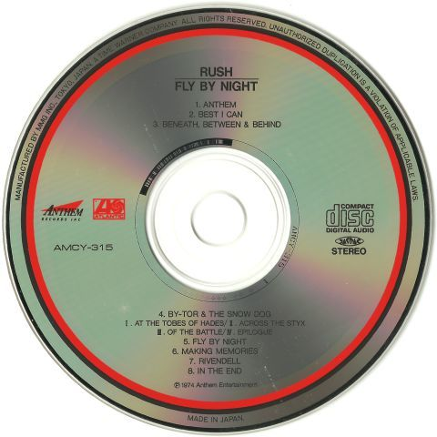 Fly by Night (1975)