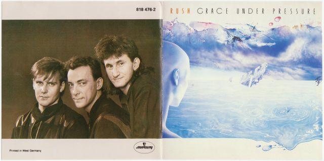 Grace Under Pressure (1984)