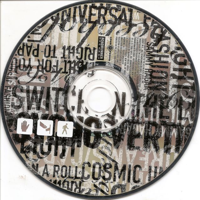 Sammy Hagar - Cosmic Universal Fashion (2008)