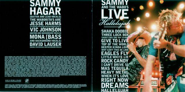 Live: Hallelujah (2003)