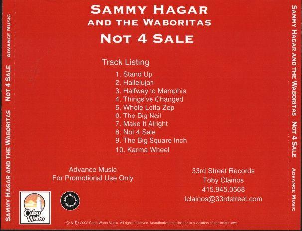 Not 4 Sale (2002)