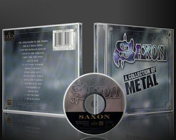 Saxon - A Collection of Metal (1997)