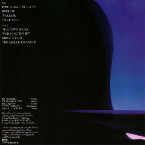 Power & the Glory (1983)