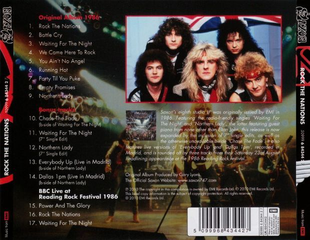 Rock the Nations (1986)
