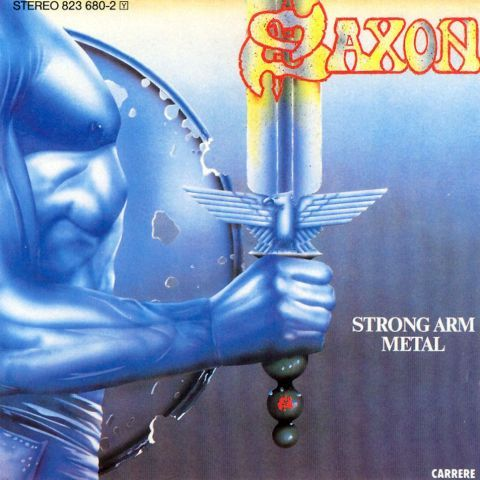 Strong Arm Metal (1984)