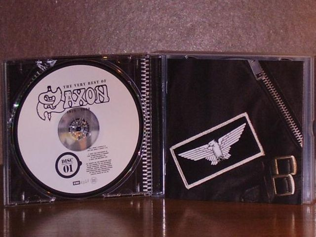 The Very Best of Saxon (1979-1988) (2007)