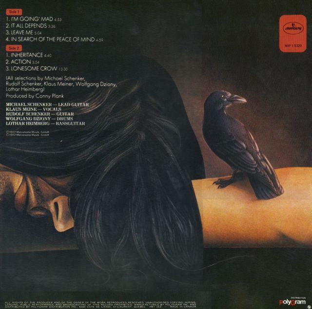 Lonesome Crow (1972)
