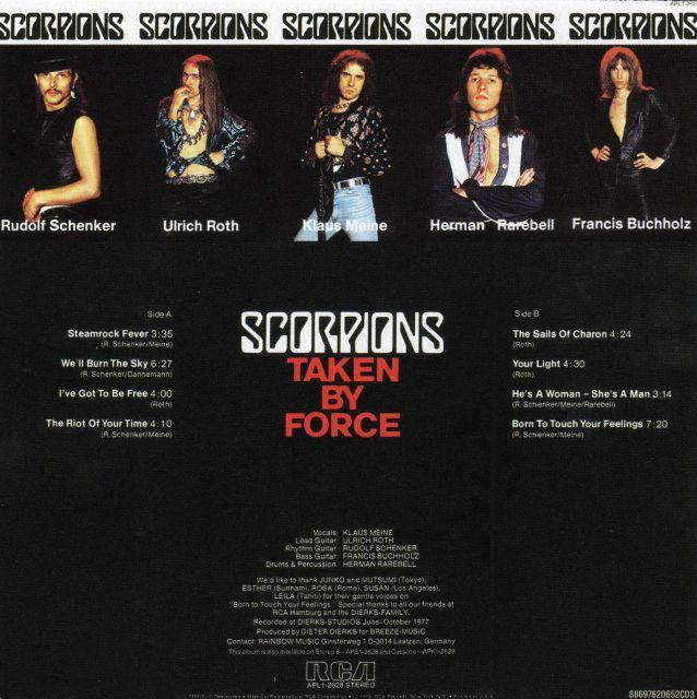 Taken by Force (1978)