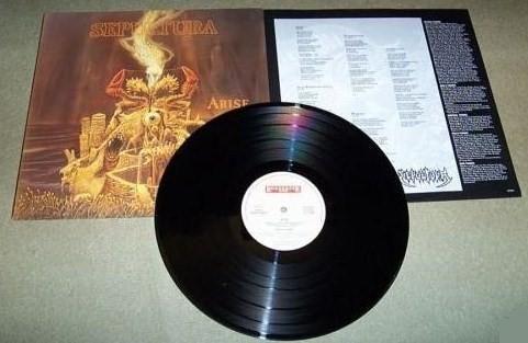 Sepultura - Arise (1991)